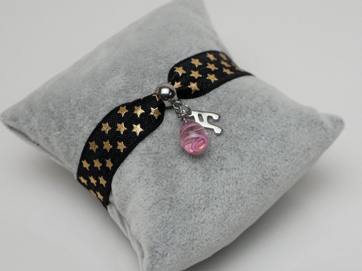 braccialetto elastico stelle