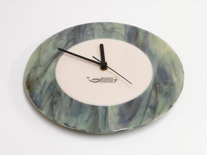orologio crema verde