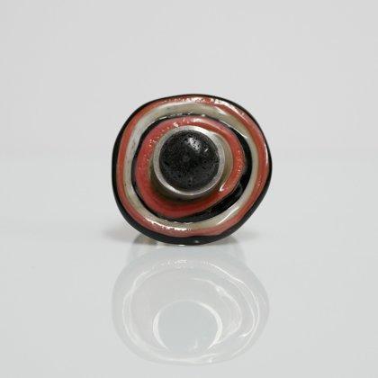 Ring braun - schwarz