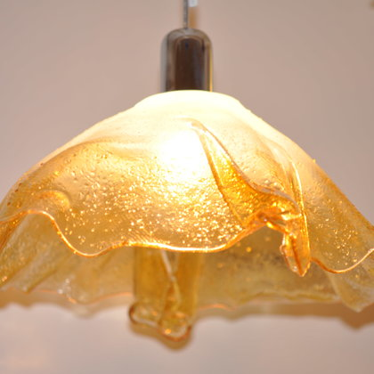 lampe aus Glas - lampada di vetro